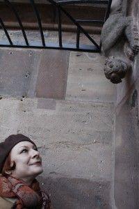 Cathédrale de Strasbourg - Photo Delphine Hardouin